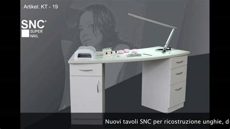 tavoli per ricostruzione unghie usati nuovi tavoli snc nail center con link by universe