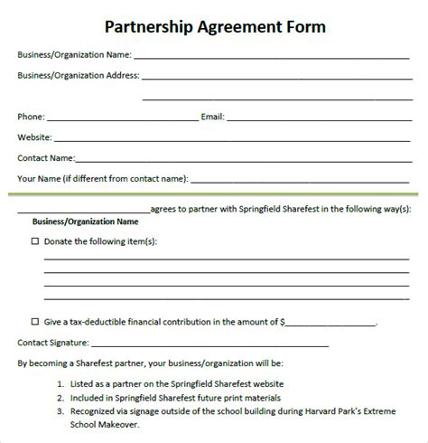 tax agreement template tax agreement template 28 images non disclosure