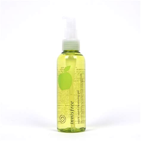 Innisfree Apple Cleansing innisfree apple seed cleansing gel review