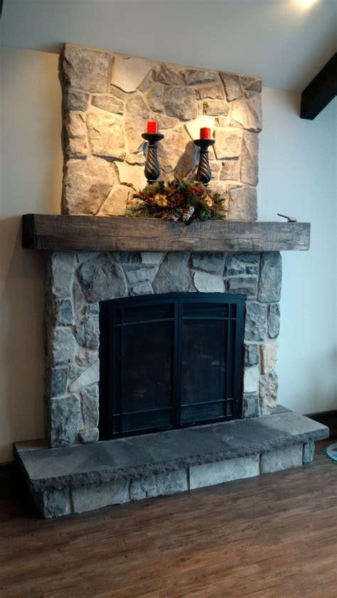 Fieldstone Fireplace Legacy Legacystone Ca