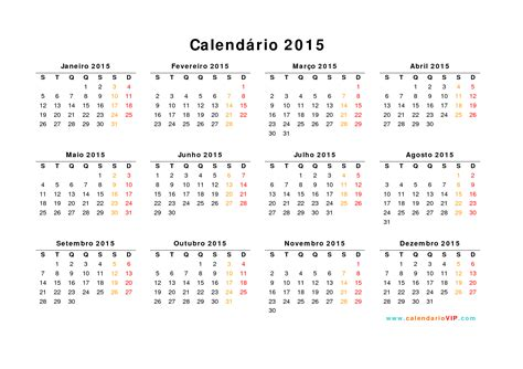I Calendario Janeiro 2015 Calendario 2015 Anual Search Results Calendar 2015