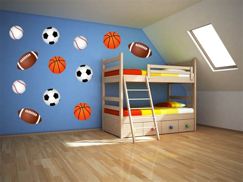 wall stickers boys room sport wall boys room wall decals sports wall decals
