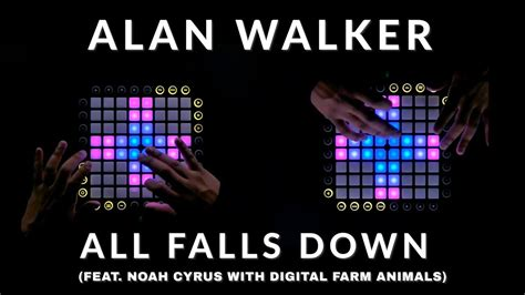 alan walker when it all falls down alan walker all falls down feat noah cyrus