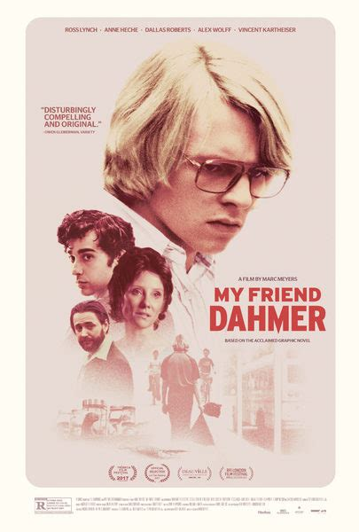 my friend dahmer trailers itunes