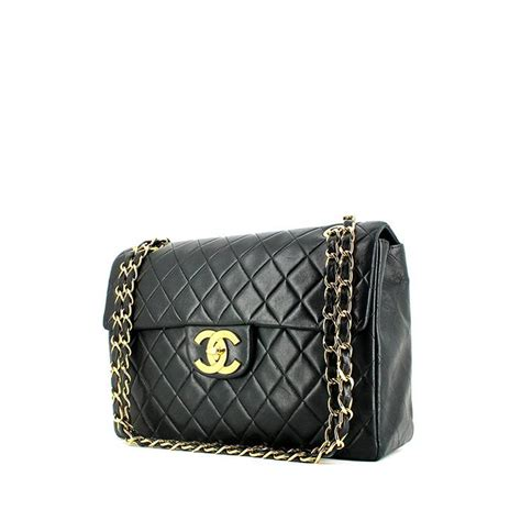 Maxy Square Jumbo sac 224 chanel timeless 327611 collector square