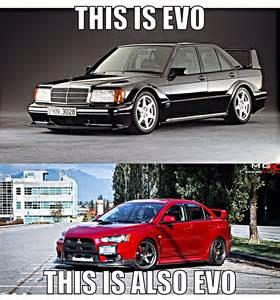 Lancer Memes - mercedes 190 evolution 2 mitsubishi lancer evolution