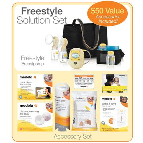 Medela Breastpump Freestyle medela freestyle breastpump solutions set