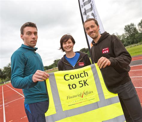 off the couch to 5k local company helps trawden runners get off the couch