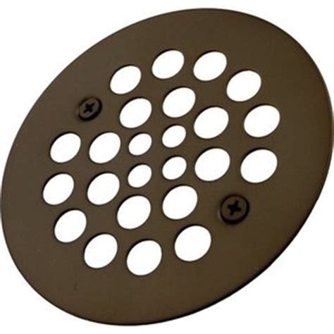 Rubbed Bronze Shower Drain Cover by Mb603orb Tub Shower Drain Cover Bathroom Accessory