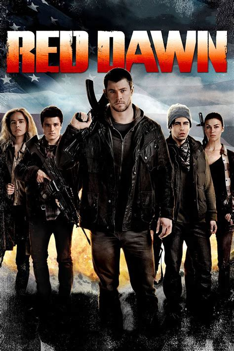 red awn red dawn poster art red dawn 2012 picture