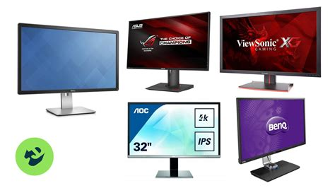 best uhd monitor the 6 best 4k monitor in 2018 is a uhd monitor worth it