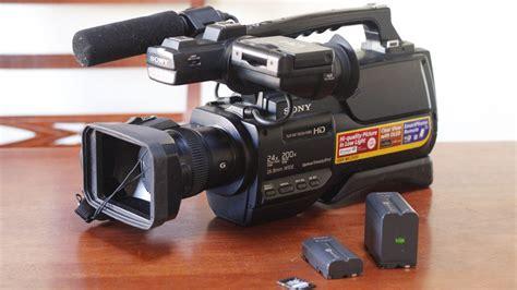 camara video profesional camara de video profesional sony hxr mc2500 1 000 000