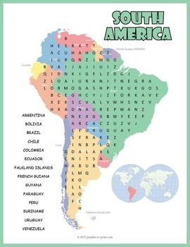 America Also Search For Best 20 South America Map Ideas On World Country List And States America