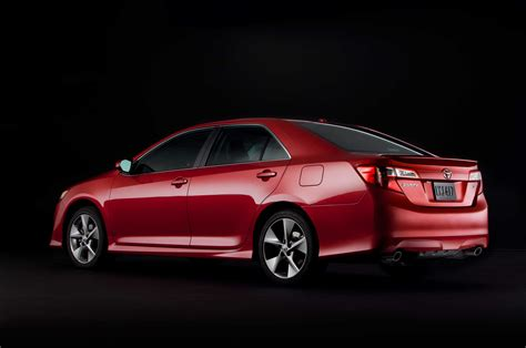 Toyota Se Sport Toyota Camry Se Sport Returns For 2014 Prices Revealed
