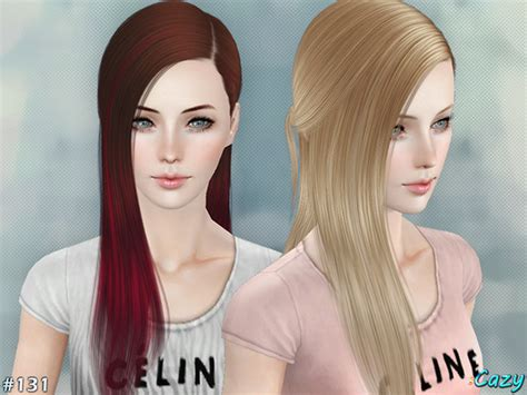 sims 3 free hairstyle downloads cazy s skyle hairstyle set
