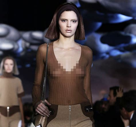 kendall jenner fashion week 2014 kendall jenner picture 124 mercedes benz new york