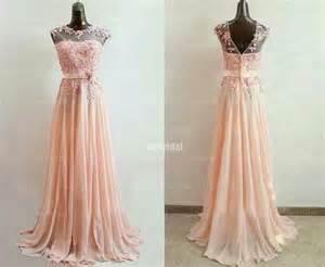 Beautiful Peach Colored Bridesmaids Dress By Sposa Wedding