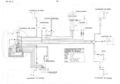 Tableau Electrique 4 Rangées 1988 by Peugeot Bb Et D 233 Riv 233 S Sch 233 Ma 233 Lectrique Gt 10