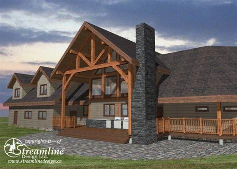 colorado timberframe custom timber frame homes kalum custom timber frame home plans 7376sqft