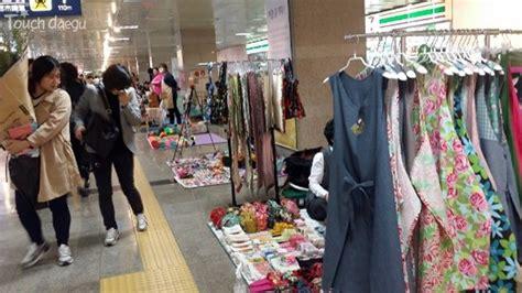 Handcrafted Marketplace - touch daegu daegu ye chang market handmade market flea