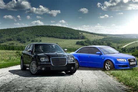 compare chrysler 300 models car comparison chrysler 300 vs audi a4 aventura