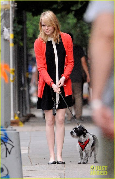 emma stone mom andrew garfield mother s day with emma stone s mom
