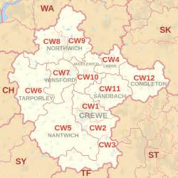 map of post file cw postcode area map svg wikimedia commons