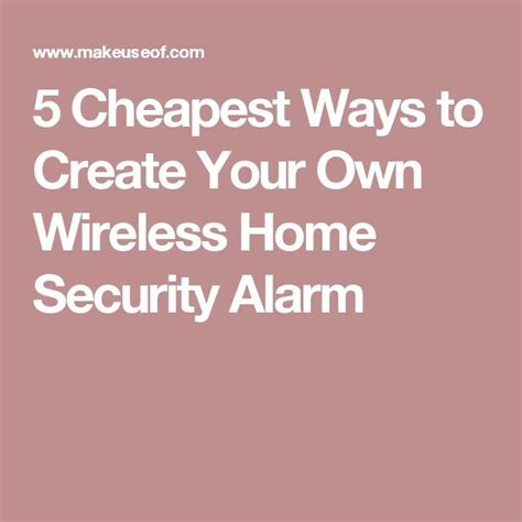 1000 ideas about home security alarm system on