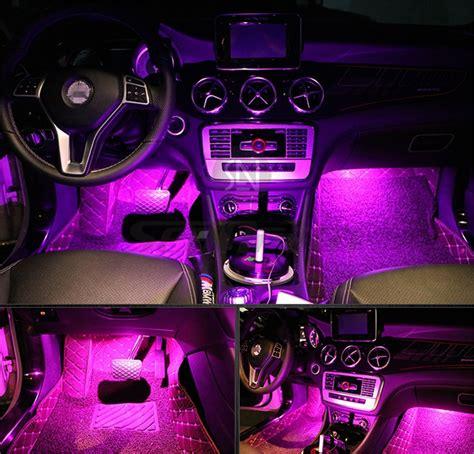 buy car interior led car atmosphere lights decorative car