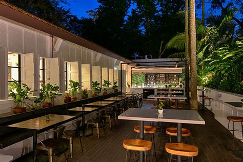 Singapore Botanic Gardens Restaurant The Garage At Singapore Botanic Gardens Your New Fave Hangout