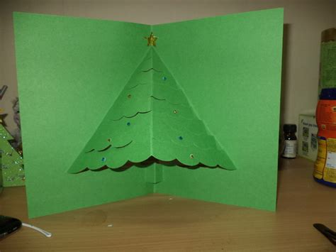 complex pyramid tree pop up card template 30 pop up cards 2017