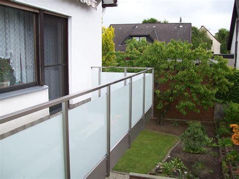 edelstahl balkon balkon edelstahl glas 02 balkone leistungen