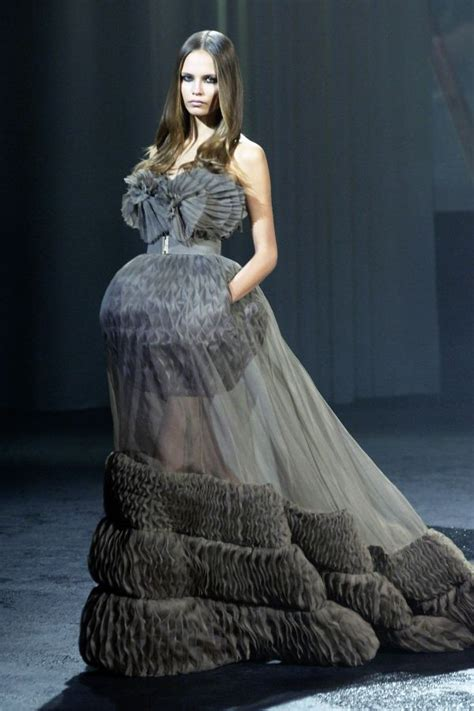 Show Report Haute Couture Ss 07 Valentino by S Favorite Couture Moments