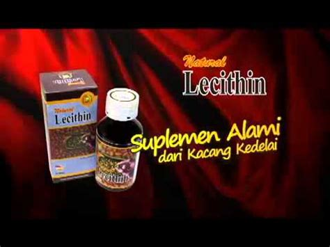 Lecithin Suplemen Alami herbal nasa lecithin 500ml rudy nasa
