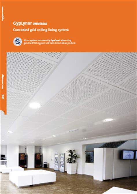 Gyplyner Universal Ceiling by White Book Floors And Ceilings Section