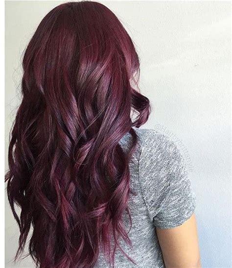 burgundy brown hair color 25 best ideas about burgundy hair colors on
