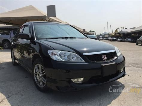 how do i learn about cars 2005 honda civic seat position control honda civic 2005 vtec 1 7 in kuala lumpur automatic sedan black for rm 36 800 2184663 carlist my