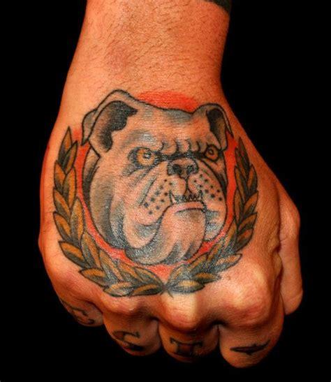 english tribal tattoos 35 best bulldog tattoos images on