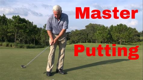 gravity golf swing technique golf tips golf lessons master your putting youtube