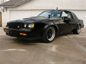 1987 Buick Gn 1987 Buick Grand National Pictures Cargurus