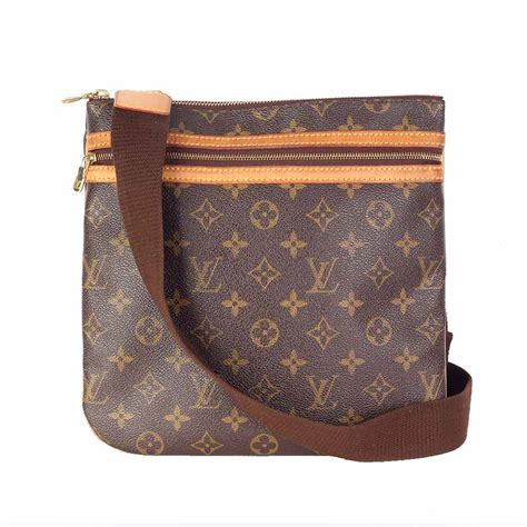 louis vuitton monogram vintage crossbody luxity