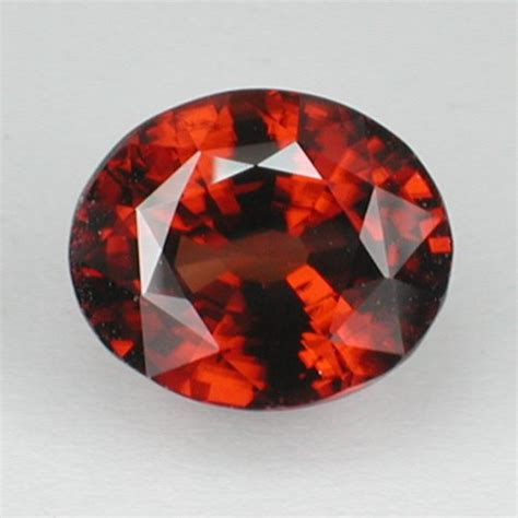 red gem red zircon gemstones pinterest red
