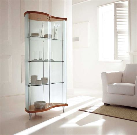 Contemporary Curio Cabinets For Home Office