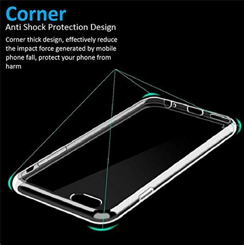Iphone 6 Iphone 6s 1mm Thin Tpu Soft Shining Ip38 iphone 6 shock tech iphone 6s 4 7 inch soft