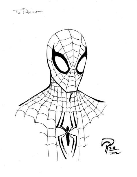 imagenes para colorear spiderman pin spiderman para pintar e imprimir dibujos colorear