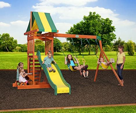 backyard discovery prestige wood swing set hot backyard discovery prestige all cedar wood playset