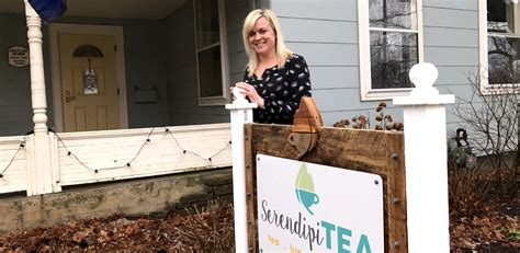 rosepointe cottage tea room new chardon restaurant puts the tea in serendipity geauga county maple leaf