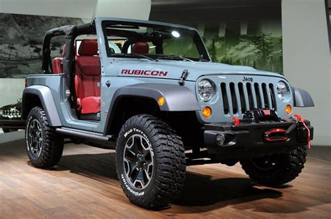 Best Jeep Colors 2013 Jeep Wrangler Rubicon 10th Anniversary Edition Gets