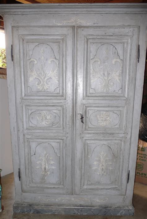 armoire for sale french country armoire with later paint circa 18th century