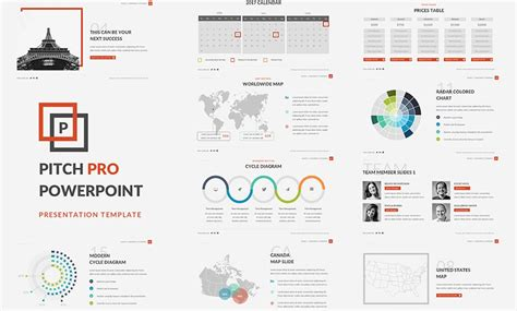 Professional Powerpoint Templates To Use In 2018 Best Pitch Presentation Template